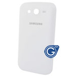 Samsung Galaxy Grand DUOS i9082,Galaxy Grand Neo i9060 Battery Cover in White