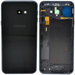 Genuine Samsung Galaxy J4+ (SM-J415F) Back Cover Black - Part No: GH82-18152A