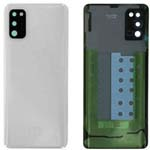 Genuine Samsung A41 SM-A415  Battery Cover In White - Part no: GH82-22585C