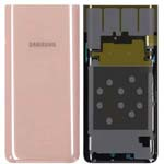 Genuine Samsung A80 (SM-A805) Battery Cover In Gold - Part no : GH82-20055C
