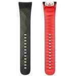Genuine Samsung Samsung Gear Fit 2 Pro Adjust / Hole Strap Red/Black Part No: GH98-41597A