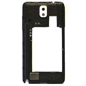 Genuine Samsung SM-N9005 Galaxy Note 3 Rear Chassis with Parts in White- Part no: GH96-06544B  New removed from demo Handset