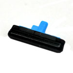 Genuine Samsung SM-A530F/DS Galaxy A8 (2018) Duos Power button / Side Key in black - Part no: GH98-42254A