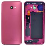 Genuine Samsung Galaxy J4+ (SM-J415F) Back Cover Pink - Part No: GH82-18152C