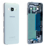Genuine Samsung A300F Galaxy A3 Back Cover In White - Part no:GH96-08196A