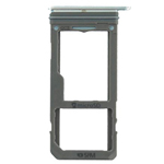 Genuine Samsung SM-G955 Galaxy S8+ Sim Card Tray Silver - GH98-41557B