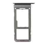 Genuine Samsung S9+Plus (G965) SIM Card Tray in Black - Part no: GH98-42576A
