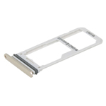 Genuine Samsung S9 (G960F) SIM Card Tray in Gold - Part no: GH98-42638E