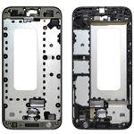 Genuine Samsung SM-J330 Galaxy J3 (2017) Front Case In Black - Part no : GH98-41911A