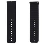 Genuine Samsung SM-R380 Gear 2, SM-R381 Gear 2 Neo Charcoal Black Adjust Strap - Part no: GH98-32314A
