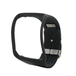 Genuine Samsung Galaxy Gear S SM-R750 Black Watch Strap - Part no: GH98-34686A