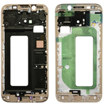 Genuine Samsung Galaxy J5 2017 SM-J530 Gold LCD Support Frame - Part no: GH98-41314C