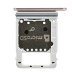 Genuine Samsung Galaxy Tab S6 T860 Rose Blush Sim Tray - Part no: GH98-44889C