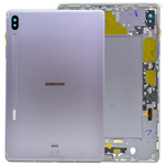 Genuine Samsung Galaxy Tab S6 T860 Mountain Grey Rear Battery Cover -Part no: GH82-20850A