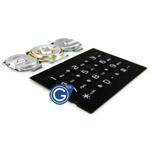 Sony ericsson W705 keypad