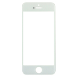 iPhone 5C Glass Lens Only in White