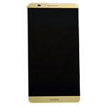 HuaWei Ascend Mate7 Complete LCD with Digitizer in Gold