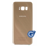 Samsung Galaxy S8 Plus G955F Battery Cover Gold