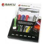 New Baku high quality screwdriver tool set BK-6500B 9pcs set