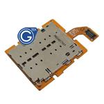 Samsung Galaxy Tab A 7.0 WiFi SM-T280,LTE M-T285 Sim Card Reader Flex