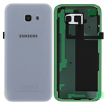 Genuine Samsung Galaxy A5 2017 Battery Cover blue - Part no: GH82-13638C