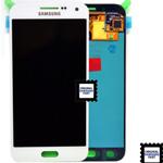 Genuine Samsung Galaxy E5.E500.E500f, E500h lcd and touchpad in White - P/N:GH97-16936A