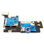 Samsung GALAXY Note II LTE N7105 Sim card with memory card flex