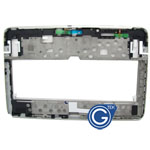 Samsung Galaxy Note 10.1 GT-N8000 (3G Version) Front Cover with Side Button and Flex in White