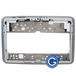 Samsung Galaxy Note 10.1 GT-N8010 GT-N8013 (Wifi Version) Front Cover with Side Button and Flex in Grey