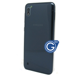 Samsung Galaxy A10 SM-A105F Rear Cover with Side button in Black