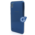 Samsung Galaxy A10 SM-A105F Rear Cover with Side button in Blue