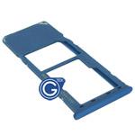Samsung Galaxy A20 SM-A205F Sim Holder in Blue