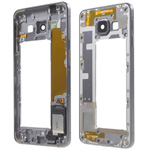 Genuine Samsung Galaxy A3 2016 A310F Black Chassis / Middle Cover - Part no: GH96-09938B