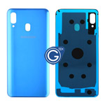 Samsung Galaxy A30 SM-A305F Battery Cover in Blue