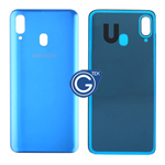 Samsung Galaxy A40 SM-A405F Battery Cover in Blue