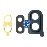 Samsung Galaxy A40 SM-A405F Camera Cover with Lens in Black