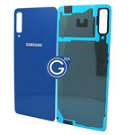 Samsung Galaxy A7 (2018) SM-A750F Battery Cover in Blue
