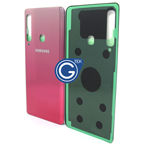 Samsung Galaxy A9 (2018) SM-A920F Battery Cover in Red