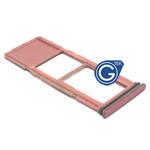 Samsung Galaxy A9 (2018) SM-A920F Sim Holder in Pink