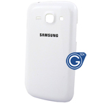 Samsung Galaxy Ace 3 S7270, Duos S7272, LTE S7275 Battery Cover in Whtie