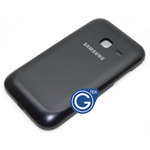 Samsung Galaxy Ace Duos S6802 back cover black