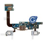 Samsung Galaxy Alpha G850F Charging Connector Flex