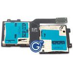 Samsung Galaxy Core LTE Version G386F sim card and memory card flex
