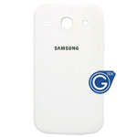 Samsung Galaxy Duos i8262 back cover white