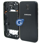 Samsung Galaxy J5 (2017) J530F Battery Cover in Black