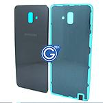 Samsung Galaxy J6+ SM-J610F Battery Cover in Black