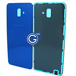 Samsung Galaxy J6+ SM-J610F Battery Cover in Blue