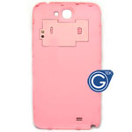 Samsung Galaxy Note 2 N7100 back cover in pink