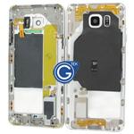 Samsung Galaxy Note 5 SM-N920 LCD Frame in Silver