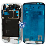 Samsung Galaxy Premier i9260 LCD Frame in Black